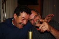 Walter und Enzo in Cresciano