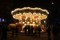 Weihnachtsmarkt in Toulouse